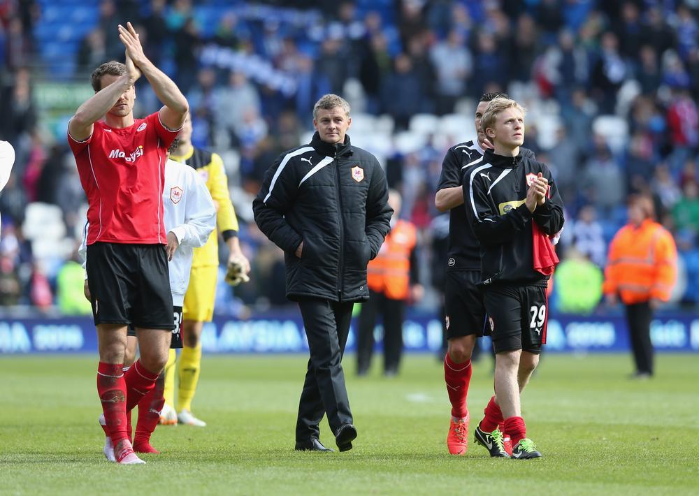 Cardiff City endure a miserable end to a miserable season