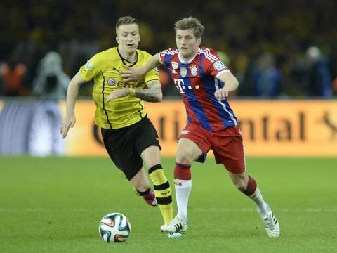 Manchester United 'agree £20million transfer fee for Bayern Munich star Toni Kroos'