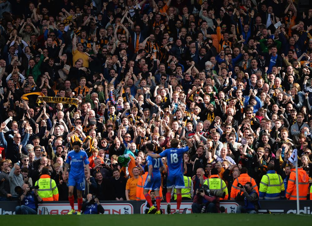 Hull City: From Yeovil to Wembley in ten years