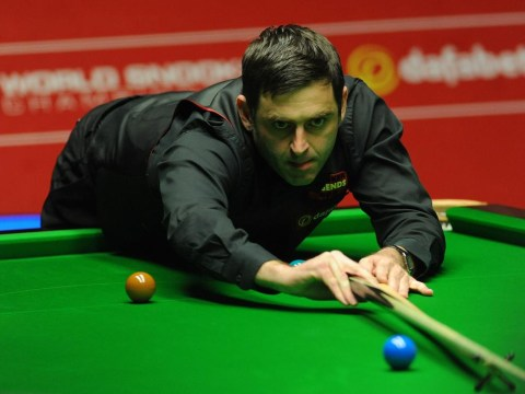 Ronnie O'Sullivan and son survive car crash on way home from World Snooker Championships