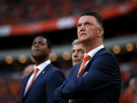 Louis van Gaal named Manchester United manager on three-year deal – three less than what David Moyes got