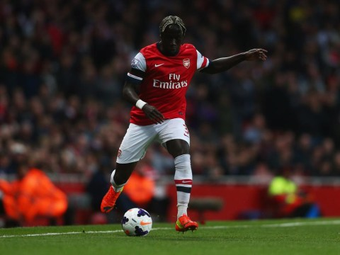 Bacary Sagna 'set for Manchester City talks' as Arsenal future remains in doubt