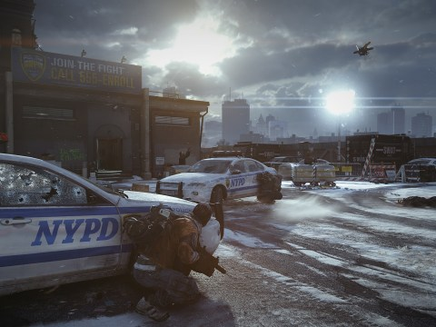 The Division could be delayed to 2016 admits developer