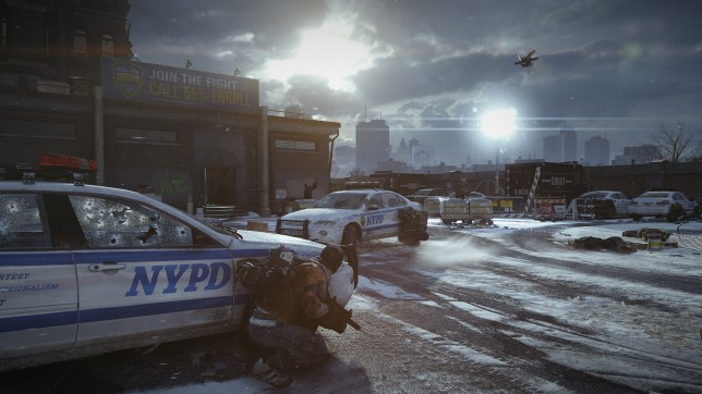 The Division - avoiding the mistakes of Battlefield 4?