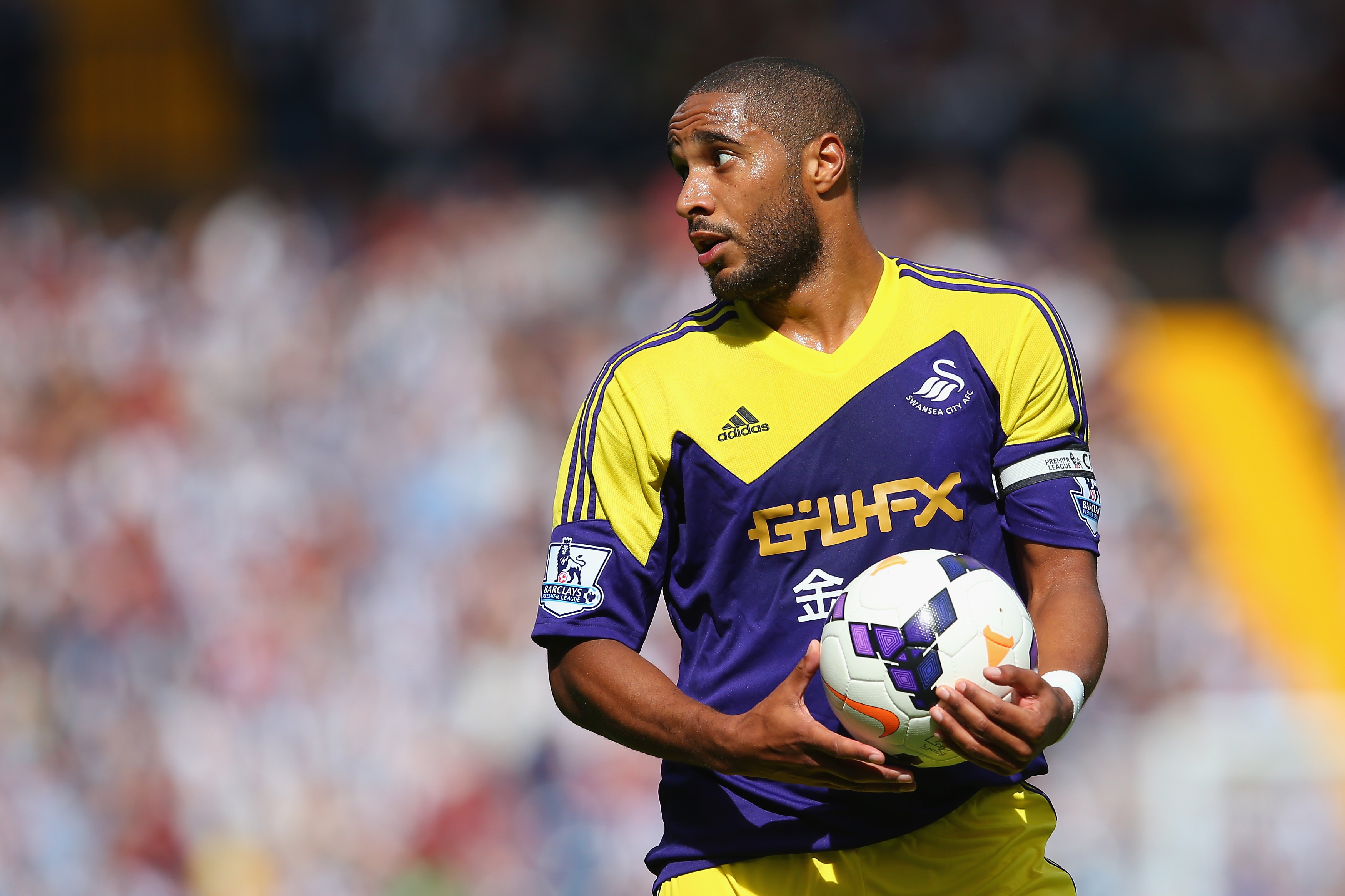 Crystal Palace 'planning transfer swoop for Swansea captain Ashley Williams'