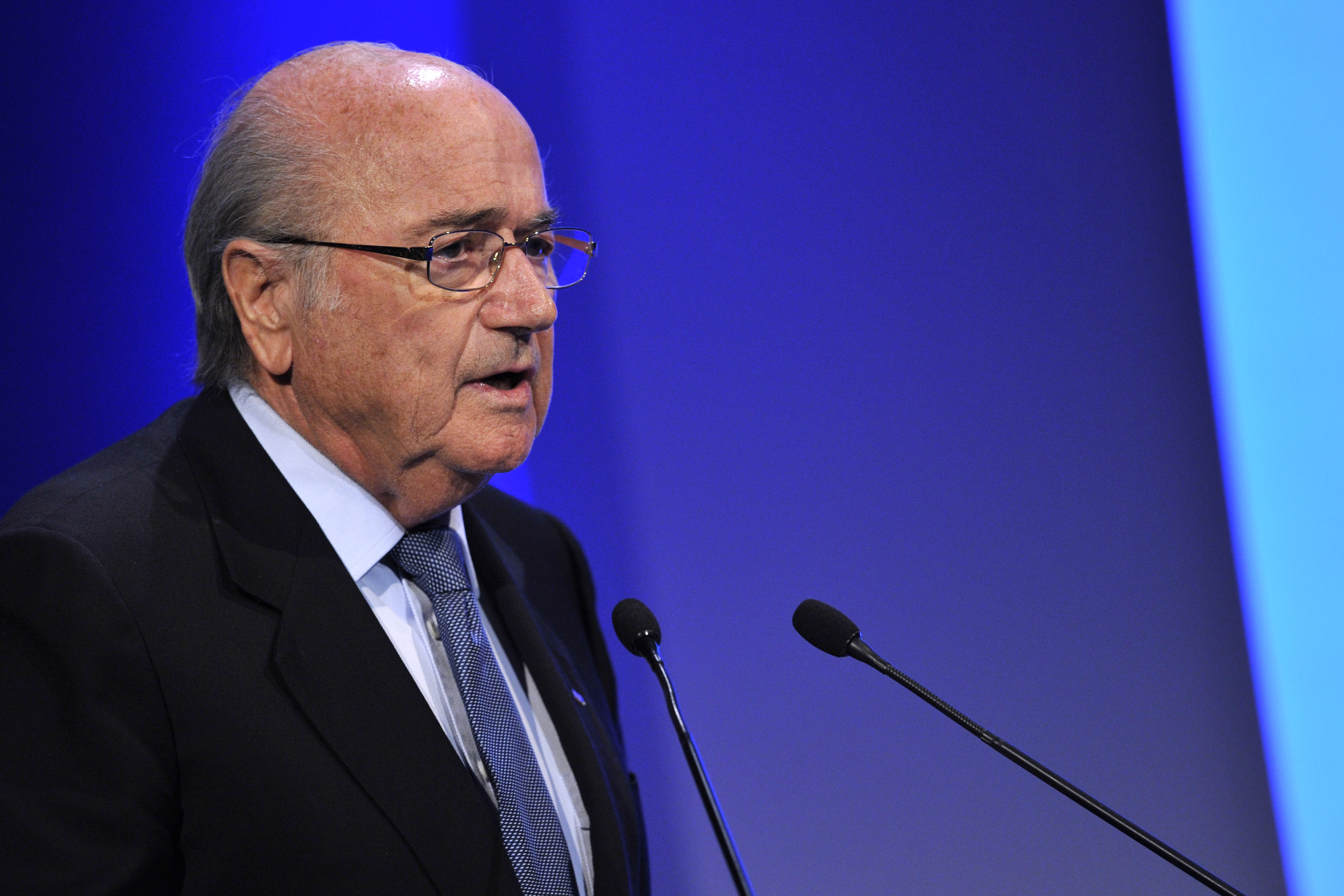 Sepp Blatter finally admits giving Qatar the World Cup 'was a mistake'