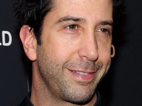 Good to see Ross from Friends still using his Unagi (well, sort of): David Schwimmer helps police solve stabbing