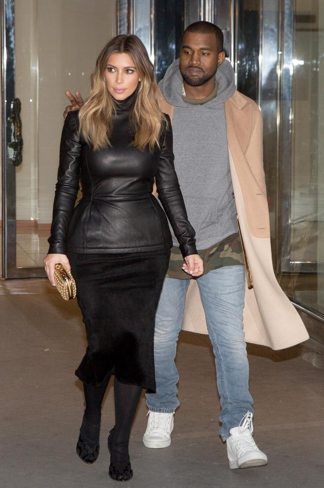 Kim Kardashian and Kanye West's house is taking forever to build – see the photos
