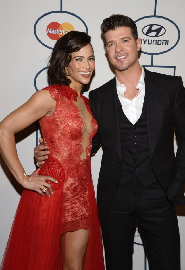 Get Her Back? Sorry Robin Thicke, wife Paula Patton has filed for divorce