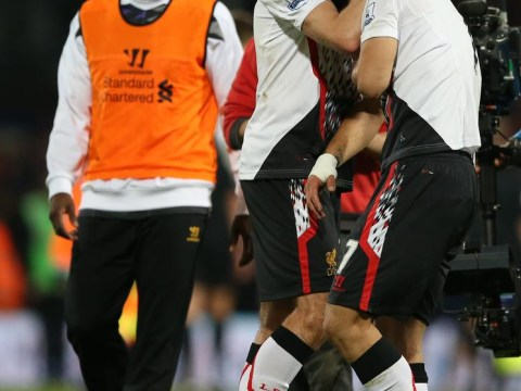 Robert Huth lays into crying Luis Suarez, Liverpool fans lay into Huth