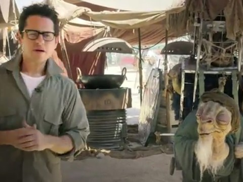 Fancy appearing in Star Wars Episode 7? J.J Abrams is here to tell you how you could do just that