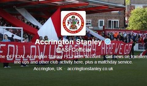 Accrington Stanley troll Greg Dyke's Premier League B team proposal