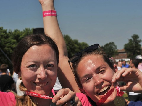 Race for Life: If there's one thing you do today, enter Race for Life – I can't wait for next year