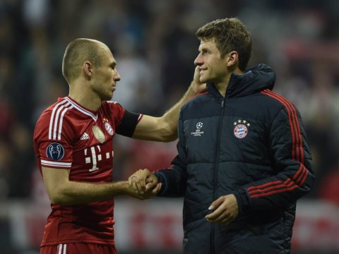 Thomas Muller 'wants to join Louis van Gaal at Manchester United'