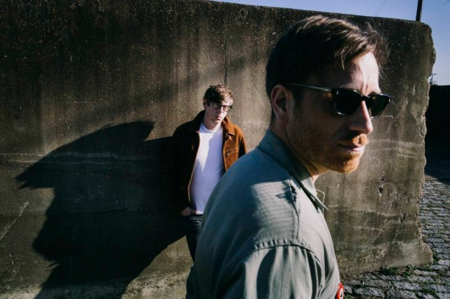The Black Keys' Patrick Carney and Dan Auerbach play a kind of blues on their latest album (Picture: Danny Clinch)