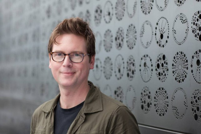 'Solutions emerge if you look for the positive,' says the enthusiastic Biz Stone (Picture: Paige Green)