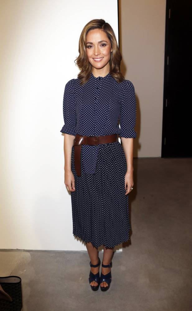 Bad Neighbours star Rose Byrne: Women can be as bad as men