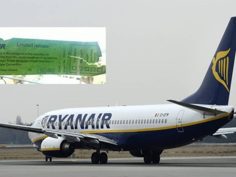 Ryanair passengers forced to sign waiver over damaged luggage