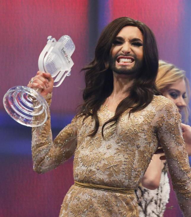 Conchita Wurst Eurovision 2014