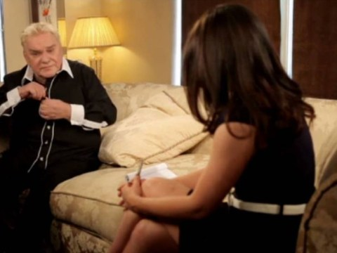 Freddie Starr storms out of interview with Susanna Reid over sex abuse claims