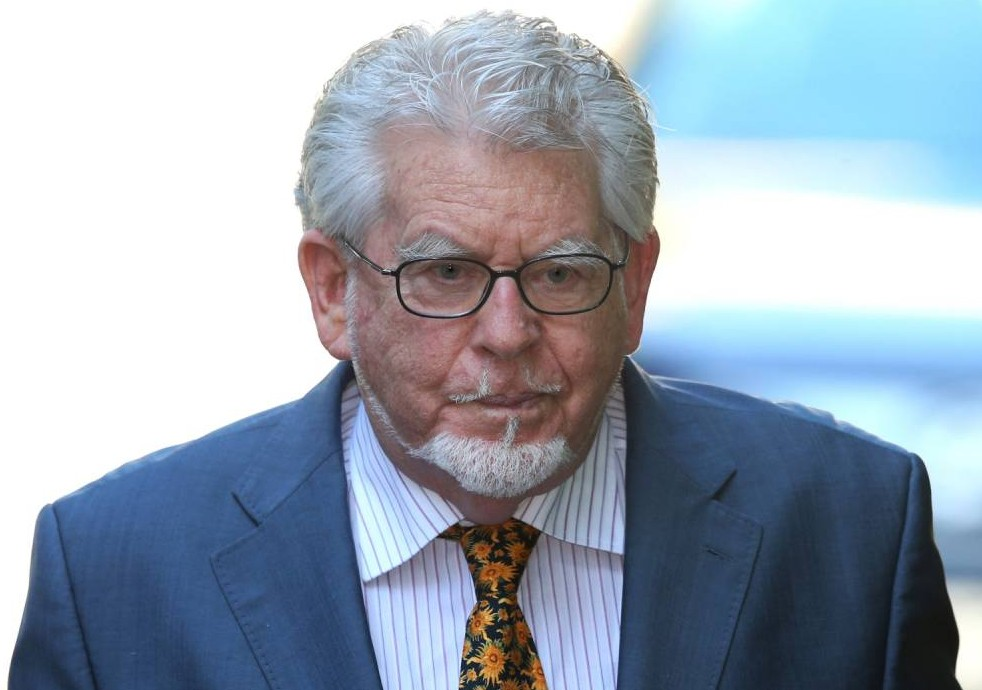 Letter: Artist and television personality Rolf Harris Picture: Getty)