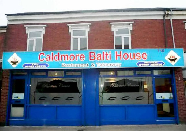 Caldmore Balti House Rat Droppings Found At Walsall Indian