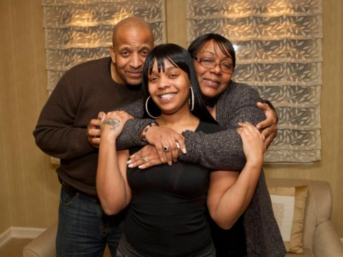 Woman kidnapped as a baby and reunited with parents after 23 years says her life is better for it