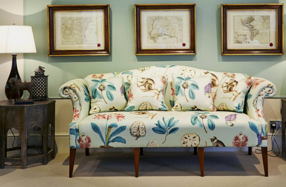 Be bold and give your home a totally tropical bright new look