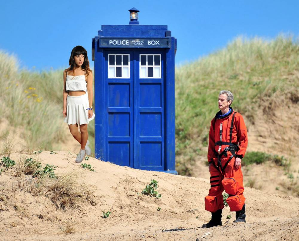 Singer, Foxes set to star alongside Peter Capaldi in new series of Doctor Who