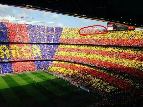 Barcelona allow just 447 Atletico Madrid fans to watch La Liga title decider