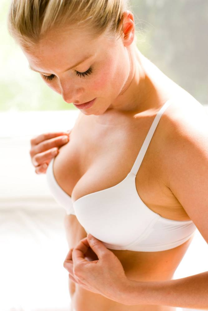 It's the next bust-have: Bra with added moisturising cream 'will firm breasts and slow signs of ageing'