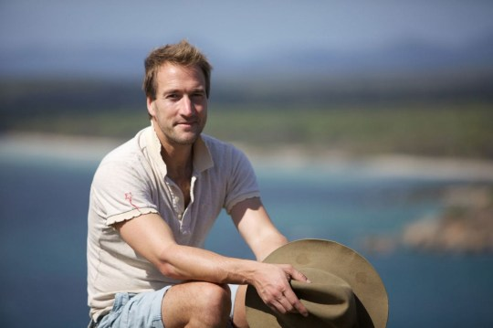 Ben Fogle Channel 5