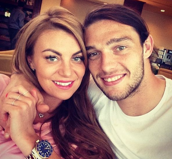 Andy Carroll on World Cup standby list – goes on holiday to Dubai instead