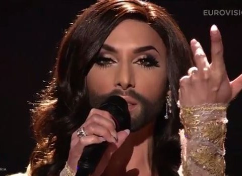 From buxom milkmaids to a bearded lady: your last Eurovision 2014 finalists are…