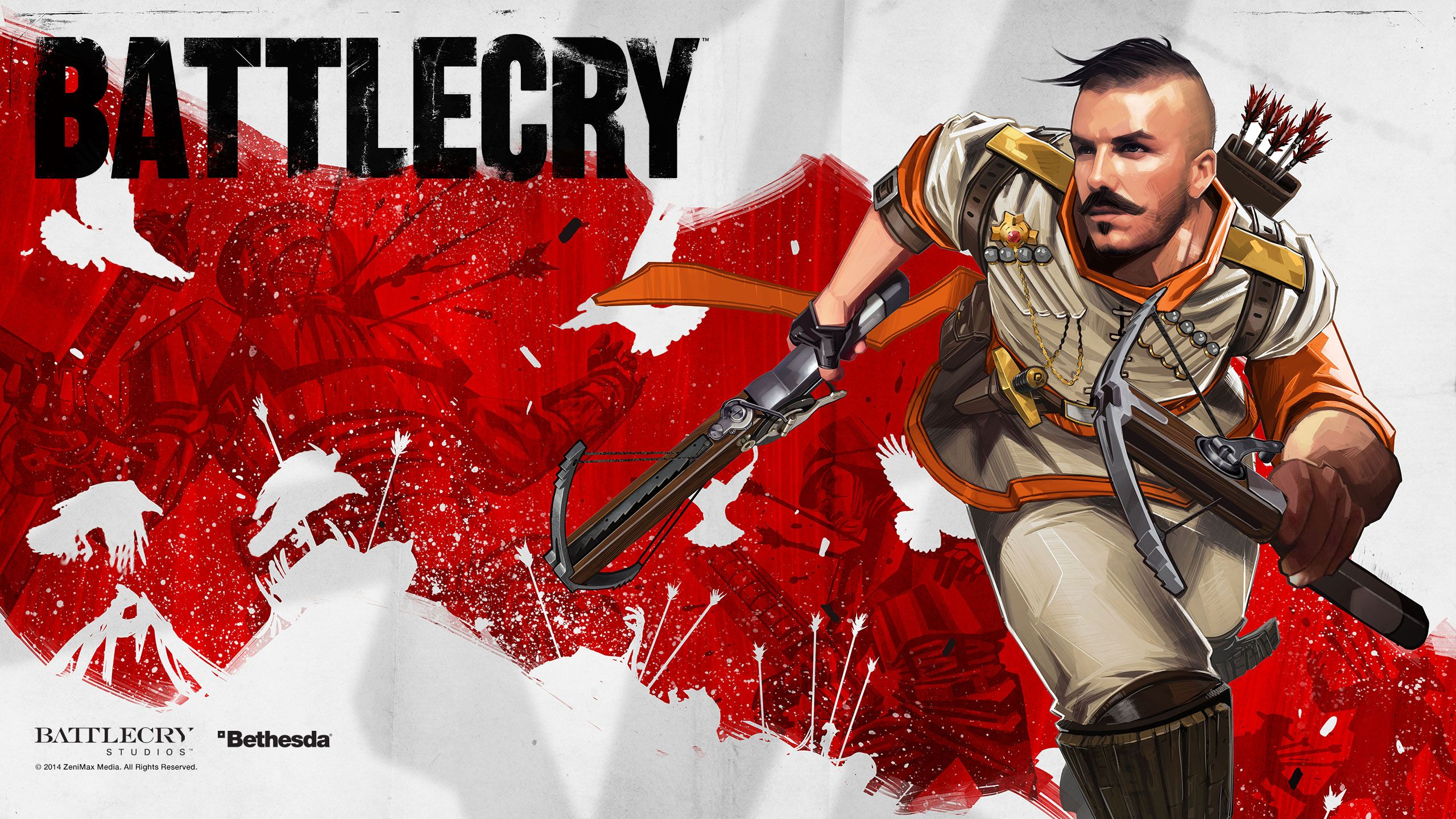 Bethesda announce free-to-play multiplayer game BattleCry