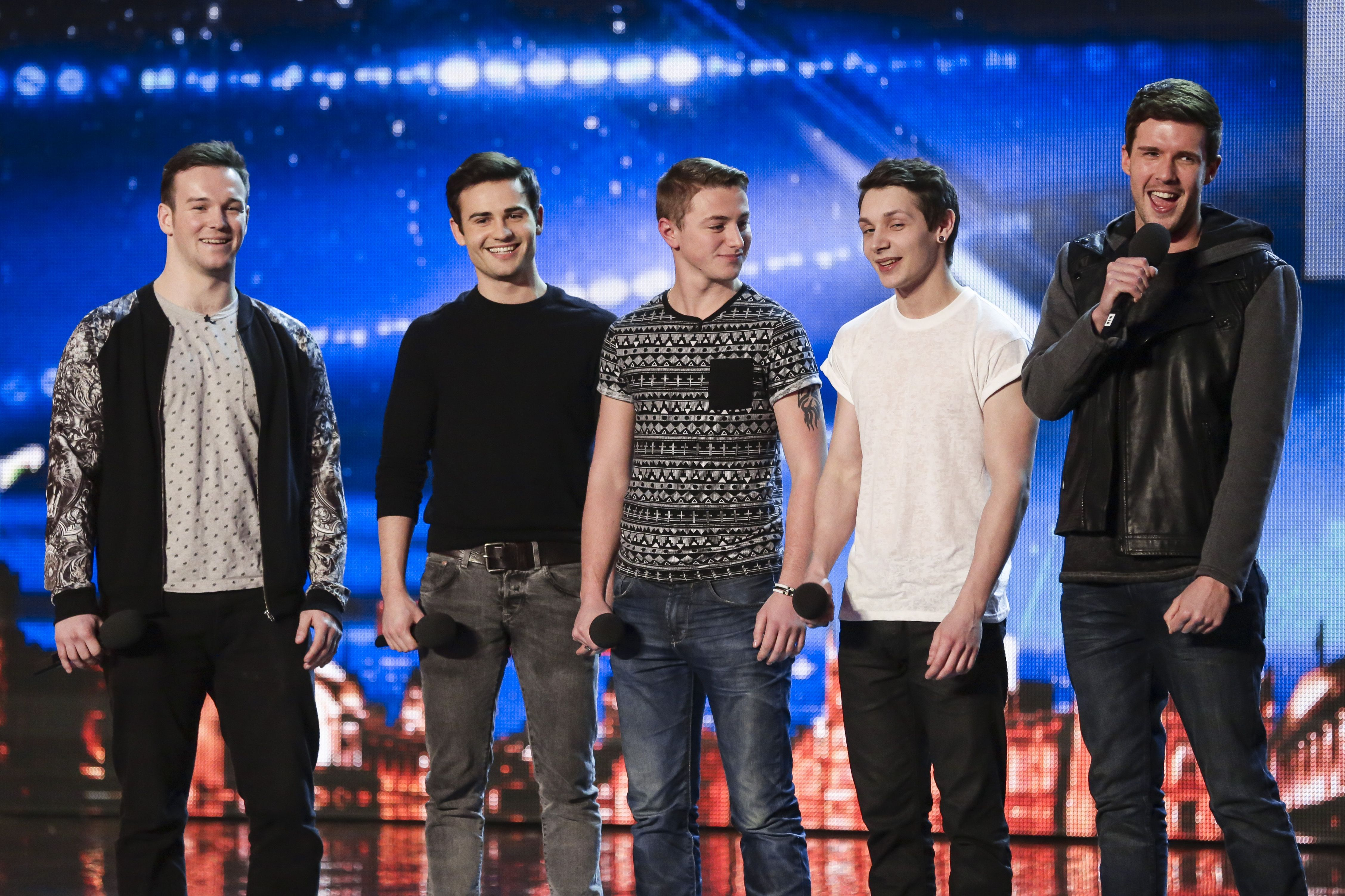 Britain's Got Talent winners Collabro 'close to signing megabucks deal with Simon Cowell's record label'