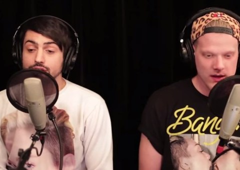 Superfruit are back with an amazing performance of all of Miley Cyrus' hits