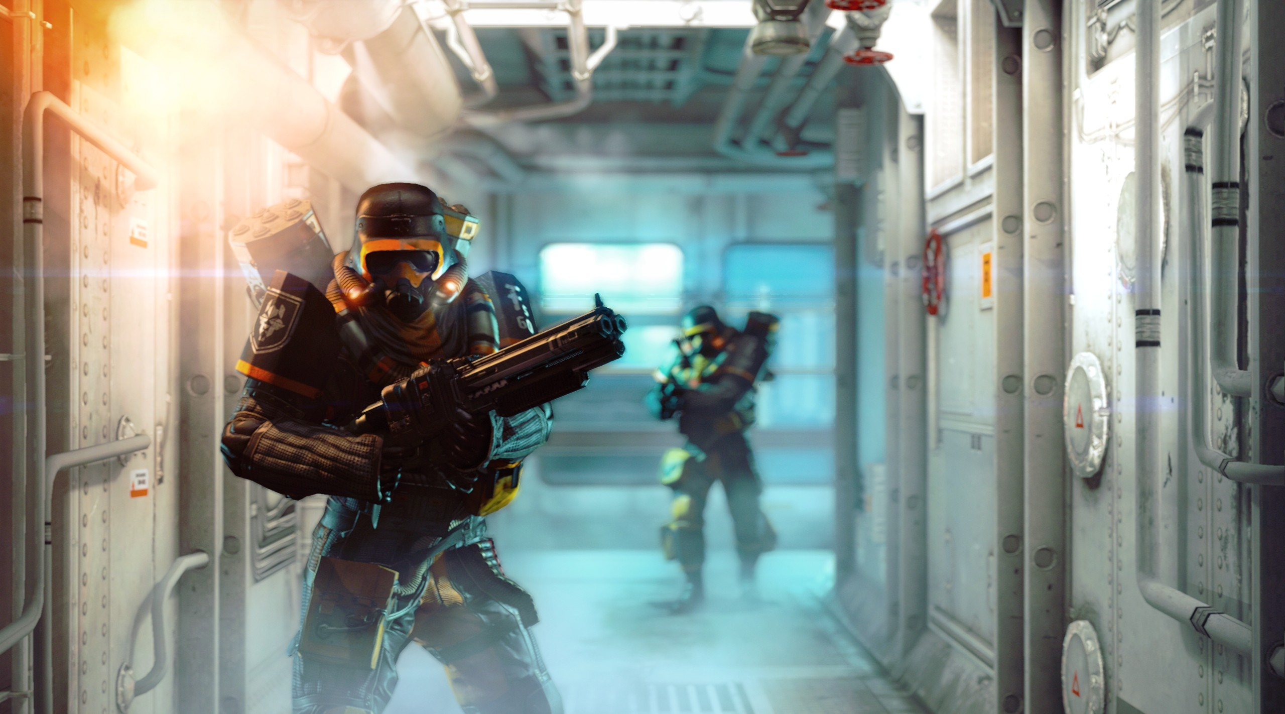 Wolfenstein: The New Order – the last good single-player FPS?