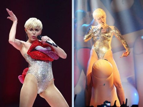 Miley Cyrus denies telling Jennifer Lawrence to 'get it together' – then DELETES tweet