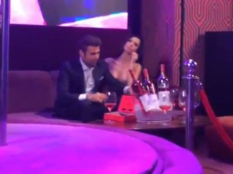 Adrian Mutu films part of playboy in new Snoop Dogg video