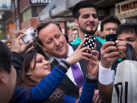 Voters urged to not take selfies in polling booths during European elections