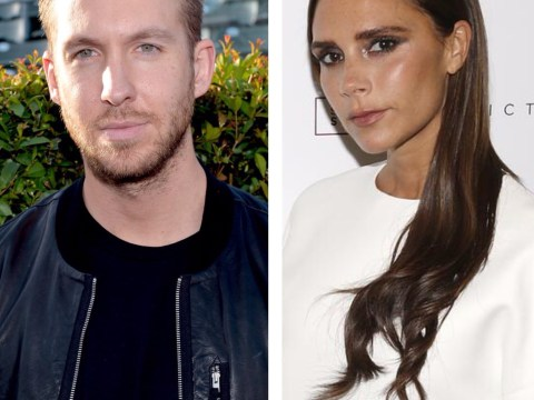 'Closet Spice Girls fan' Calvin Harris keen to help Victoria Beckham relaunch music career