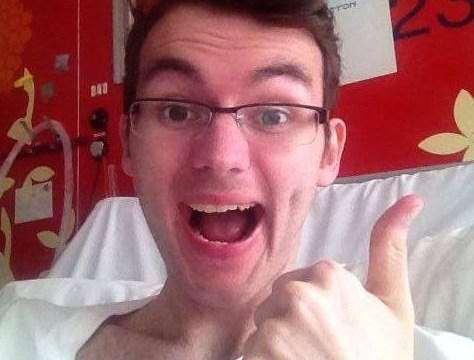 Signatures on petition calling for Stephen Sutton to become a knight into five figures