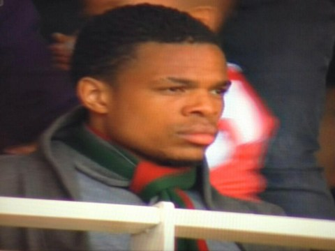 Loic Remy spotted at Emirates ahead of possible Arsenal transfer