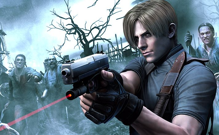 Leon S. Kennedy - women want to be with him, men want to be him