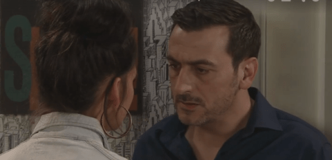 Coronation Street spoilers: Tina wants to make a run for it but is Peter game?