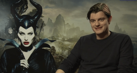 EXCLUSIVE: 'You don't mess with Angelina' Actor Sam Riley chats about his role in Disney's Maleficent