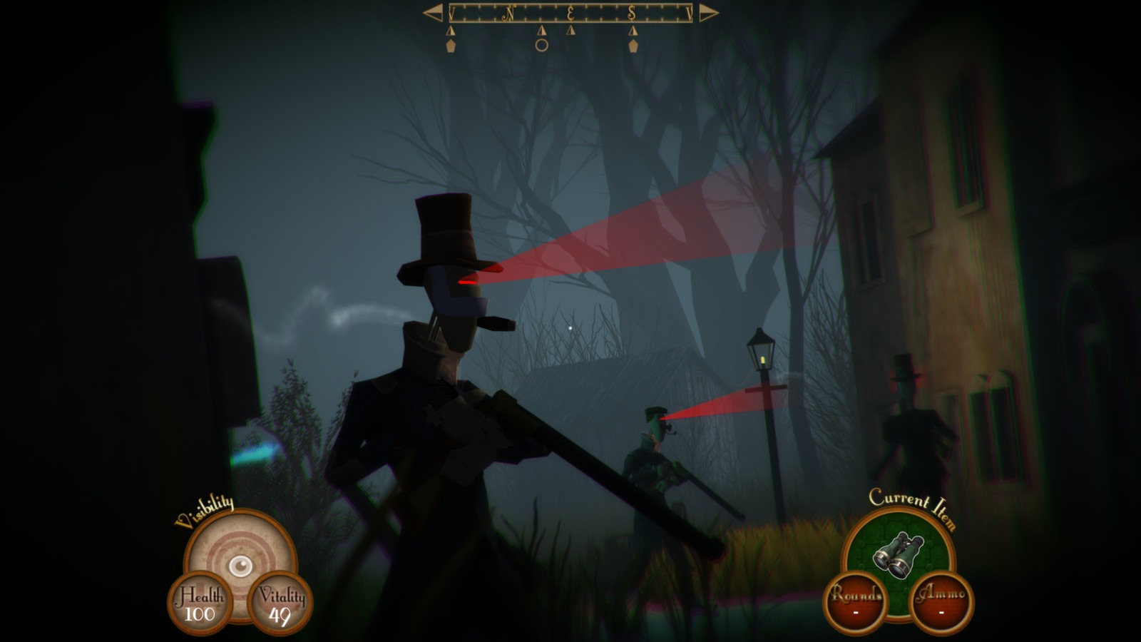 Sir, You Are Being Hunted (PC) - steampunk becomes tweedpunk