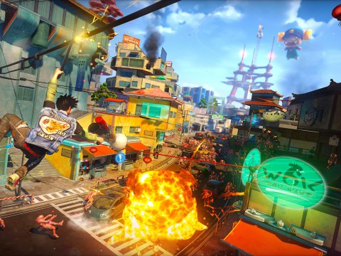 Games Inbox: Sunset Overdrive success, Grid Autosport disgust, and Nintendo VR