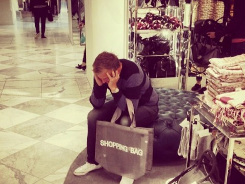 13 men who think shopping is THE WORST